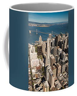 San Francisco Aloft Coffee Mug