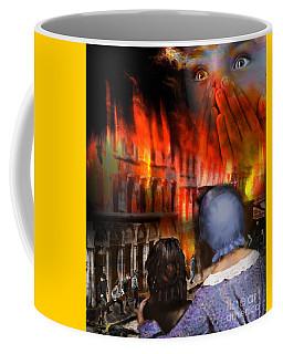 San Francisco Fire Coffee Mug
