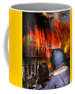 San Francisco Fire Coffee Mug