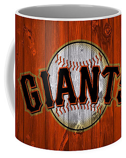 San Francisco Giants Barn Door Coffee Mug