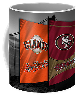 San Francisco Sports Teams Coffee Mug