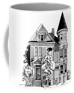 San Francisco Victorian Coffee Mug