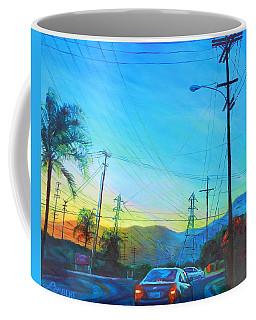 San Gabriel Rush Coffee Mug