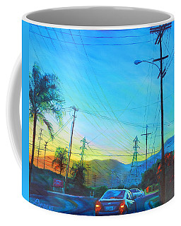 San Gabriel Rush Coffee Mug