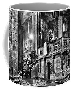 San Michele Toward The Altar Coffee Mug
