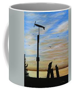San Onofre Sunrise Coffee Mug