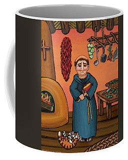 San Pascual And Vigas Coffee Mug