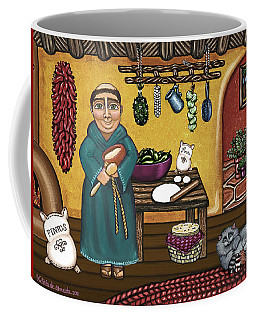 San Pascuals Kitchen Coffee Mug