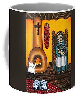 San Pascuals Nap Coffee Mug