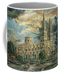 San Sebastian Church 1800s Coffee Mug