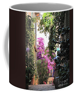 St Tropez Coffee Mug by HEVi FineArt