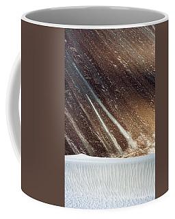 Sand Abstract, Hunder, 2006 Coffee Mug