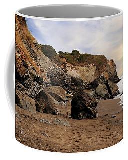 Sand And Rocks Coffee Mug