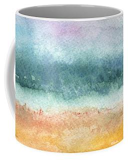 Sand And Sea Coffee Mug