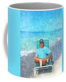 Sand Between Your Toes Coffee Mug