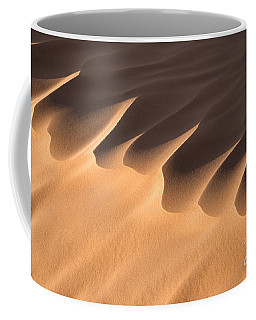 Sand Dune Detail Coffee Mug