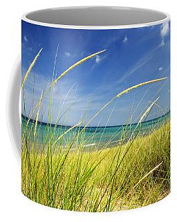 Sand Dunes At Beach Coffee Mug