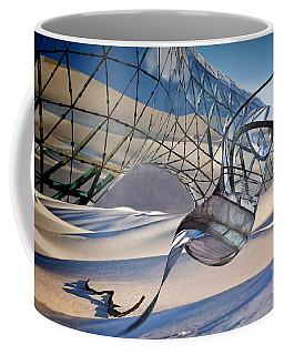 Sand Incarnations With Dali Coffee Mug