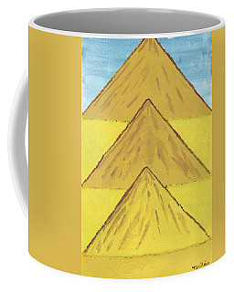 Sand Mountains Coffee Mug