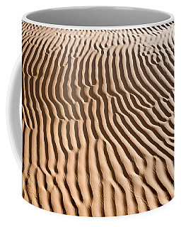Sand Ripples Coffee Mug