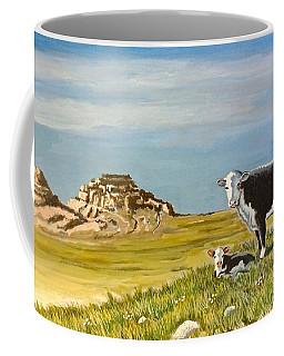 Sandhills Spring Coffee Mug