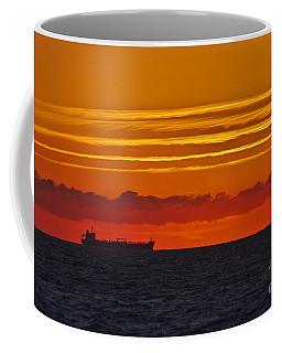 Sandown Sunrise Coffee Mug