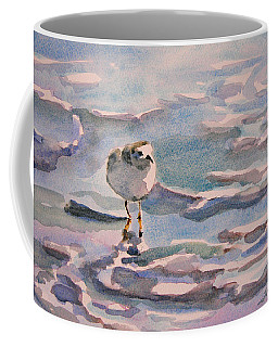 Sandpiper And Seafoam 3-8-15 Coffee Mug