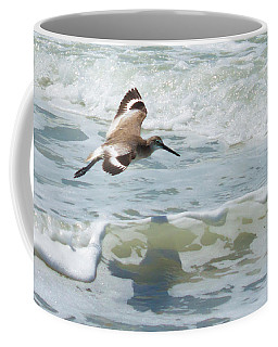 Sandpiper Flight Coffee Mug
