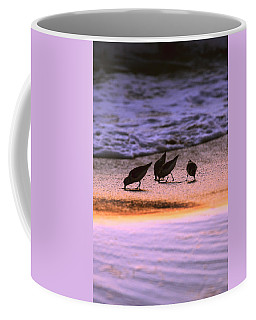 Sandpiper Morning Coffee Mug