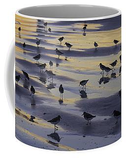 Sandpiper Sunset Convention Coffee Mug