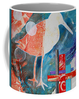 Sandpipers On The Shore Coffee Mug