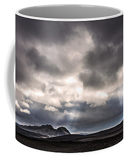 Coffee Mug featuring the photograph Sands Of Time by Gunnar Orn Arnason
