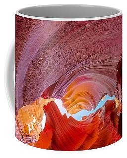 Sandstone Chasm Coffee Mug