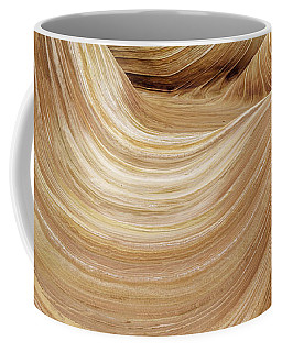 Sandstone Lines Coffee Mug