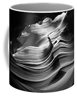 Sandstone Wave Coffee Mug
