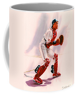 Sandy Alomar Coffee Mug