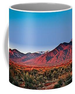 Sangre De Cristos Xxxi Coffee Mug