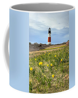 Sankaty Lighthouse Nantucket Coffee Mug