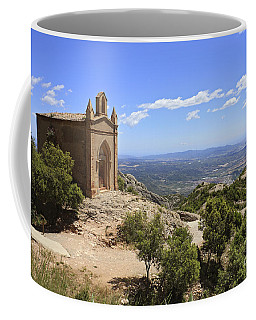 Sant Joan Chapel Spain Coffee Mug