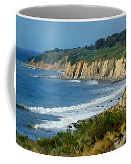 Santa Barbara Coast Coffee Mug