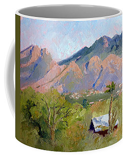 Santa Catalinas Coffee Mug
