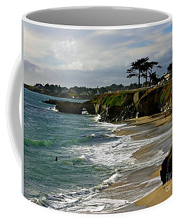 Santa Cruz Beach Coffee Mug