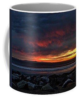 Santa Cruz Rocks Coffee Mug