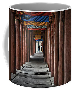 Santa Fe Nm 4 Coffee Mug by Ron White