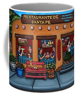 Santa Fe Restaurant Tyler Coffee Mug