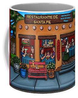 Santa Fe Restaurant Coffee Mug