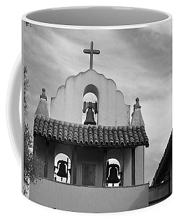Santa Ines Mission Bell Tower Coffee Mug