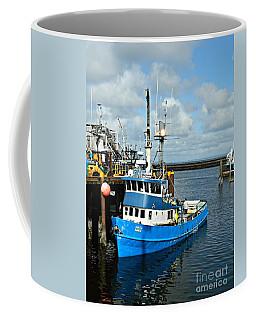Santa Maria Offload Coffee Mug