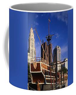 Santa Maria Replica Photo Coffee Mug