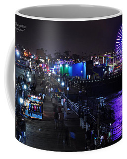 Santa Monica Pier 5 Coffee Mug